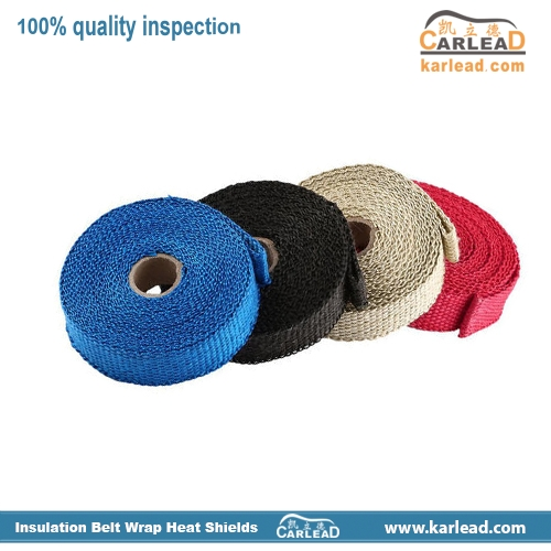 Automotive Engine Exhaust Insulation Belt
